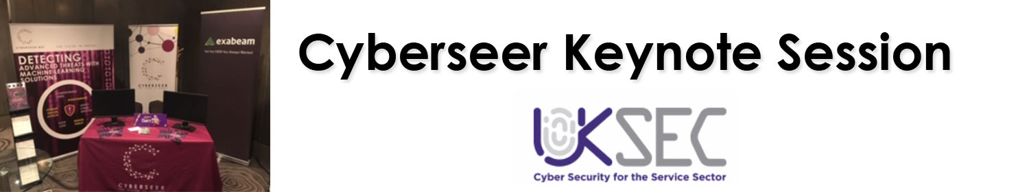 Cybesreer Keynote Session From UKSEC Summit 2018